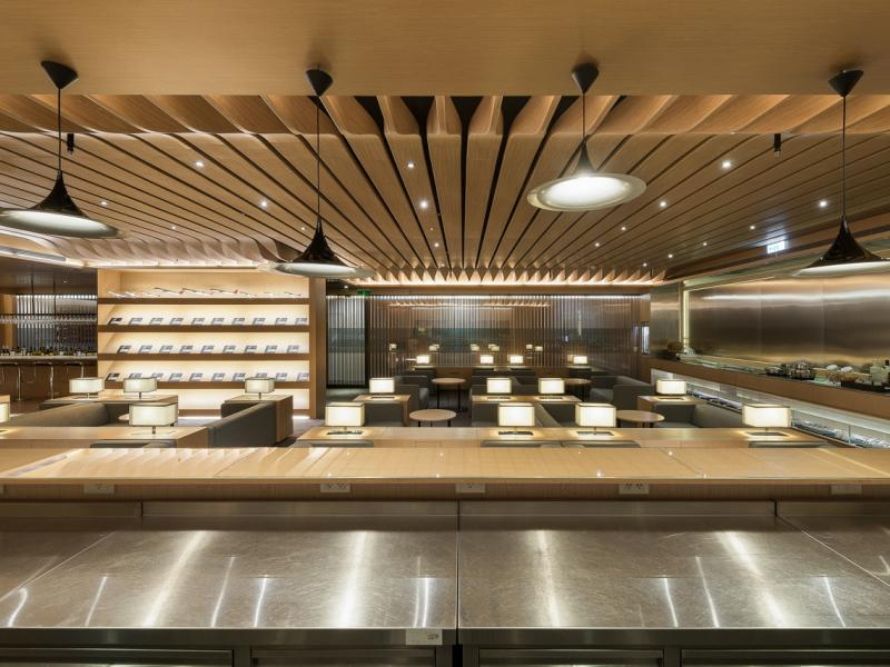 FOSHING AIRLINES VIP Lounge