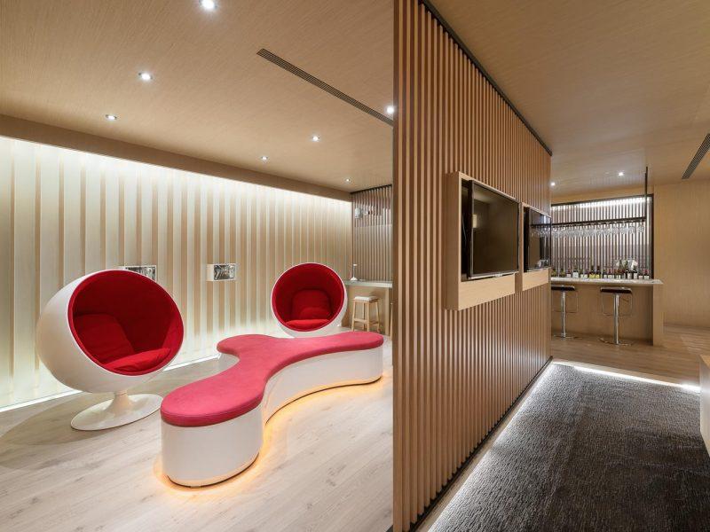 TransAsia Airways VIP Lounge