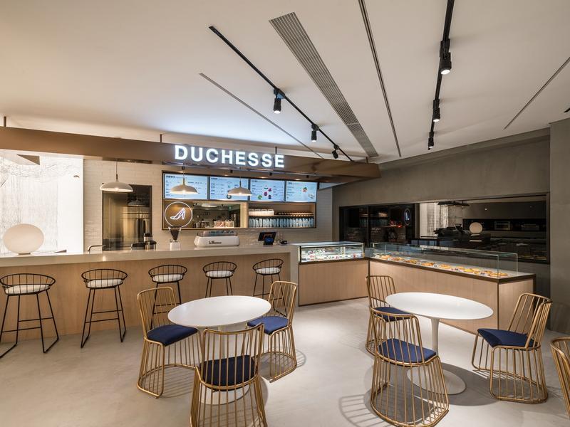 DUCHESSE MICHELIN Restaurants
